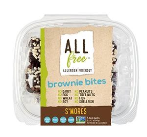 all-free brownie bites