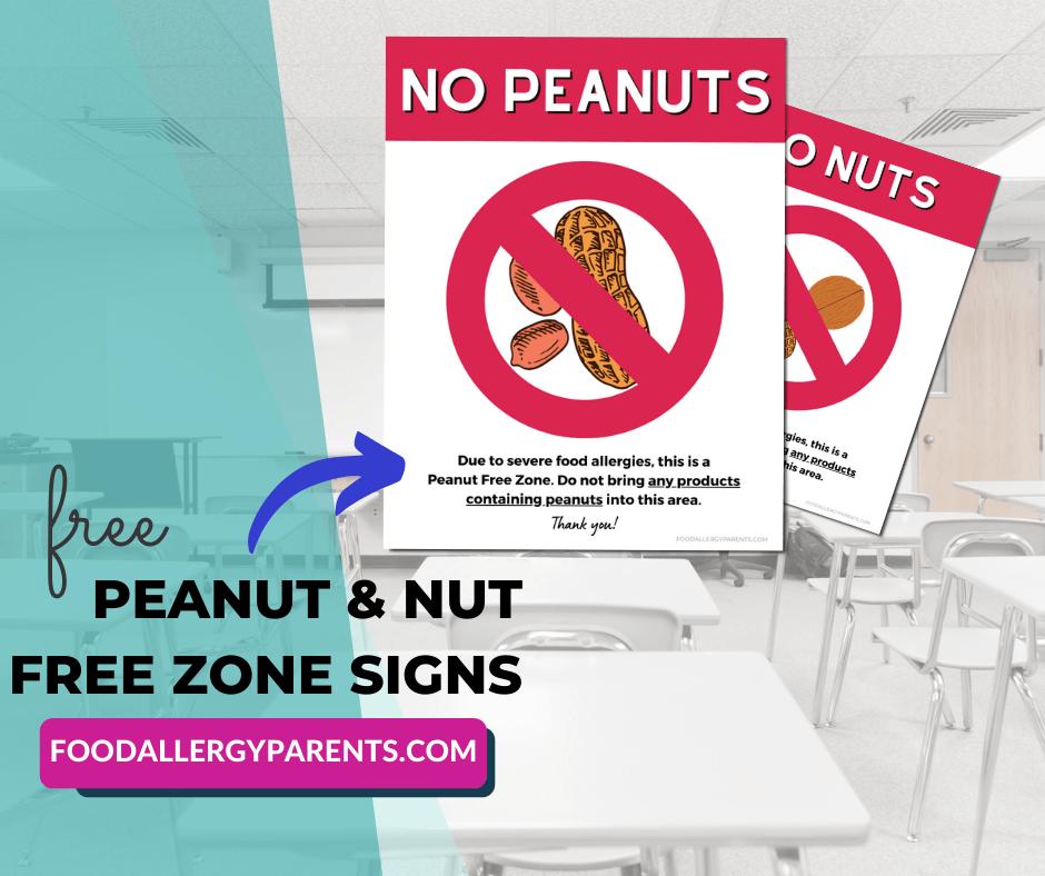 free-peanut-free-classroom-signs-no-nuts-zone-pdf-printable-food-allergy-parents-social-media
