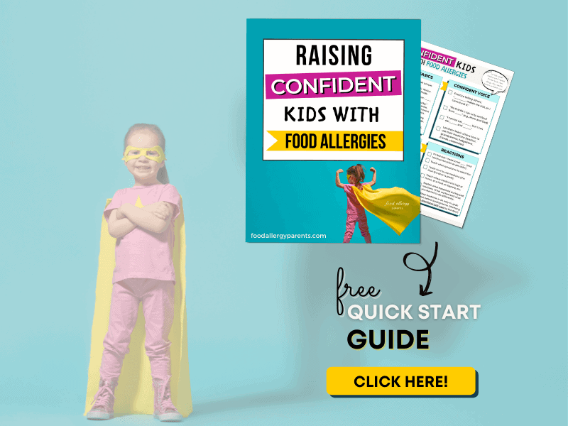 800x600 Raising Confident Kids with Food Allergies Sign Up Image