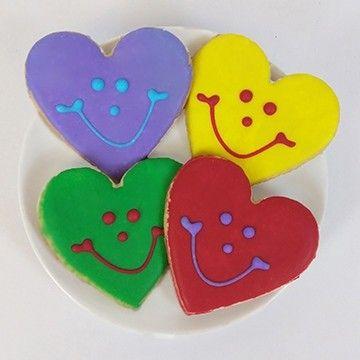 smiley-cookie-peanut-free-valentines-cookies