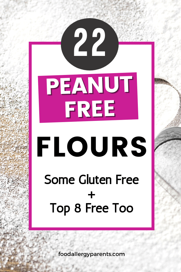 peanut-free-flours-gluten-free-top-8-allergy-free-food-allergy-parents-pinterest