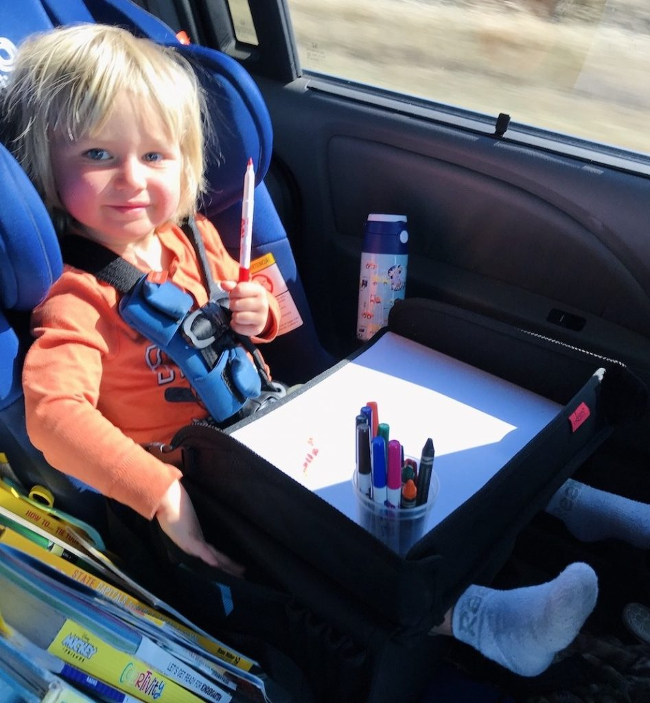lap-desk-for-activities-homeschool-on-vacation