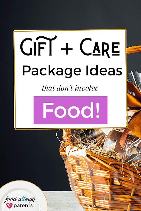 best-gift-basket-care-package-ideas-not-food-food-allergy-parents-pinterest