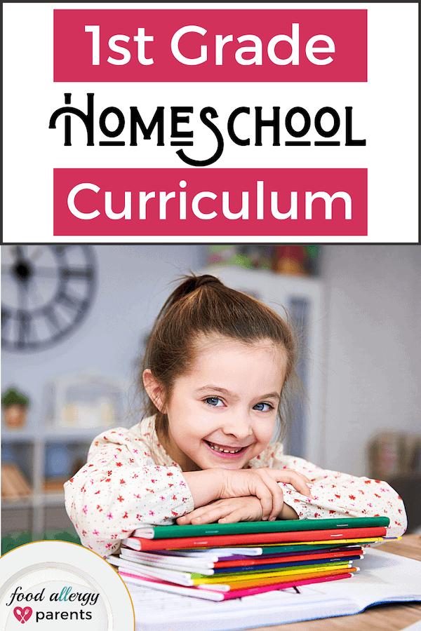 1st-grade-homeschool-curriculum-classical-food-allergy-parents-pinterest