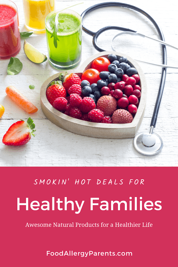 Deals-for-Healthy-Living-Non-Toxic-Natural-Clean-Food-Allergy-Parents-Pinterest