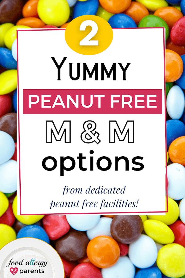 peanut-free-m&ms-chocolate-candy-peanut-free-facility-food-allergy-parents-pinterest